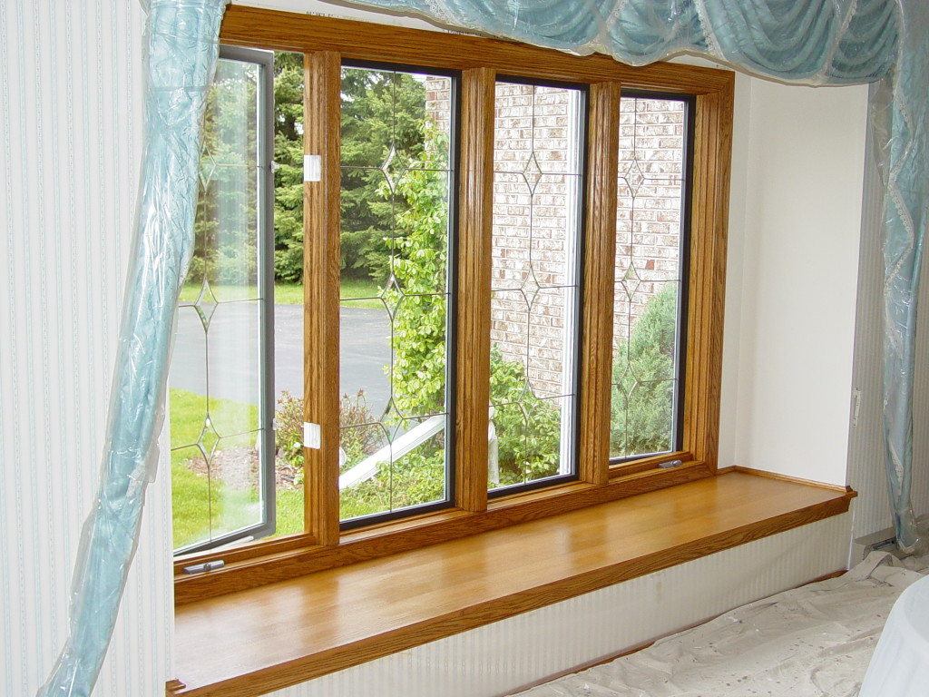 4 section straight casement quality window specialists inc for Quality windows