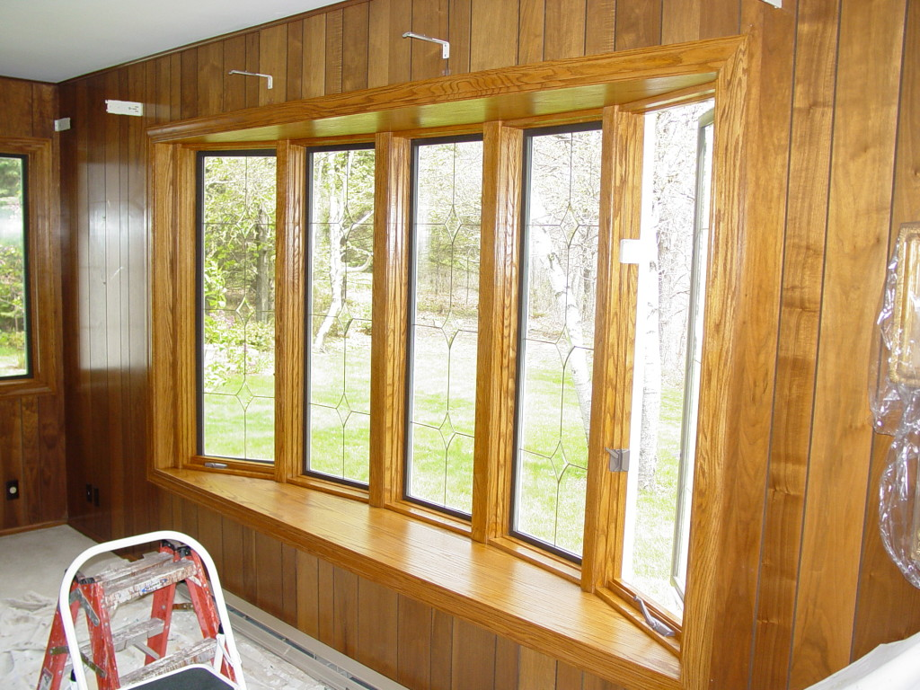 5 section bow window quality window specialists inc for Quality windows