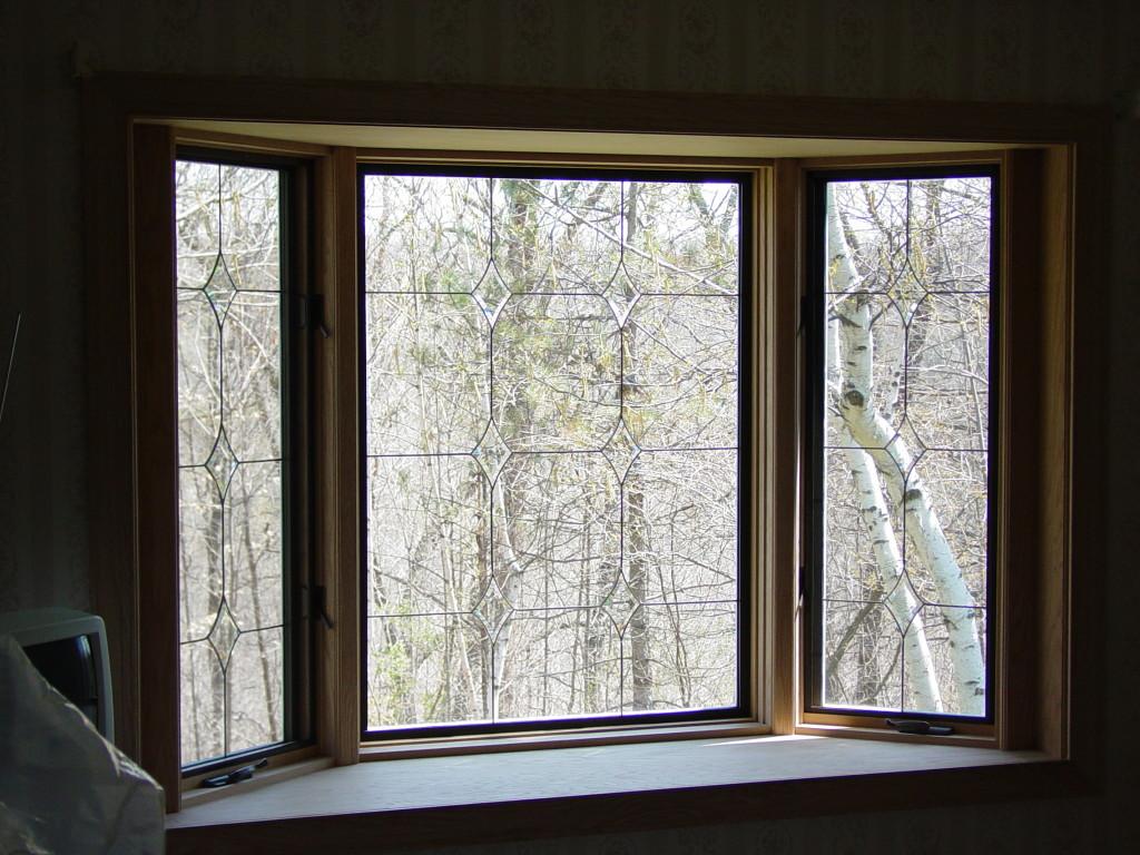 Bay Window Interior 1 Quality Window Specialists Inc