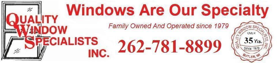 Quality Window Specialists Inc