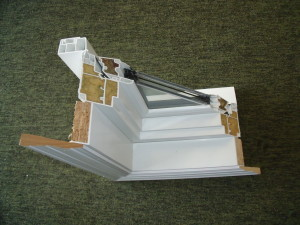 Insulated window Frame1