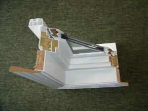 Insulated window Frame1