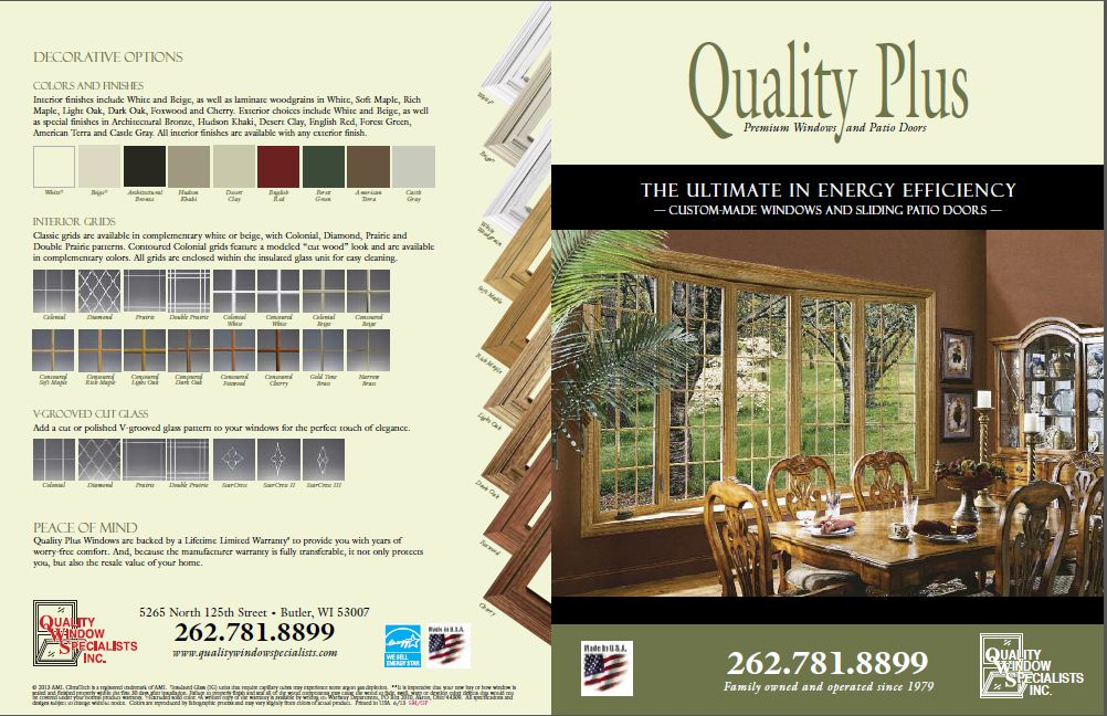 Quality Plus Windows And Doors
