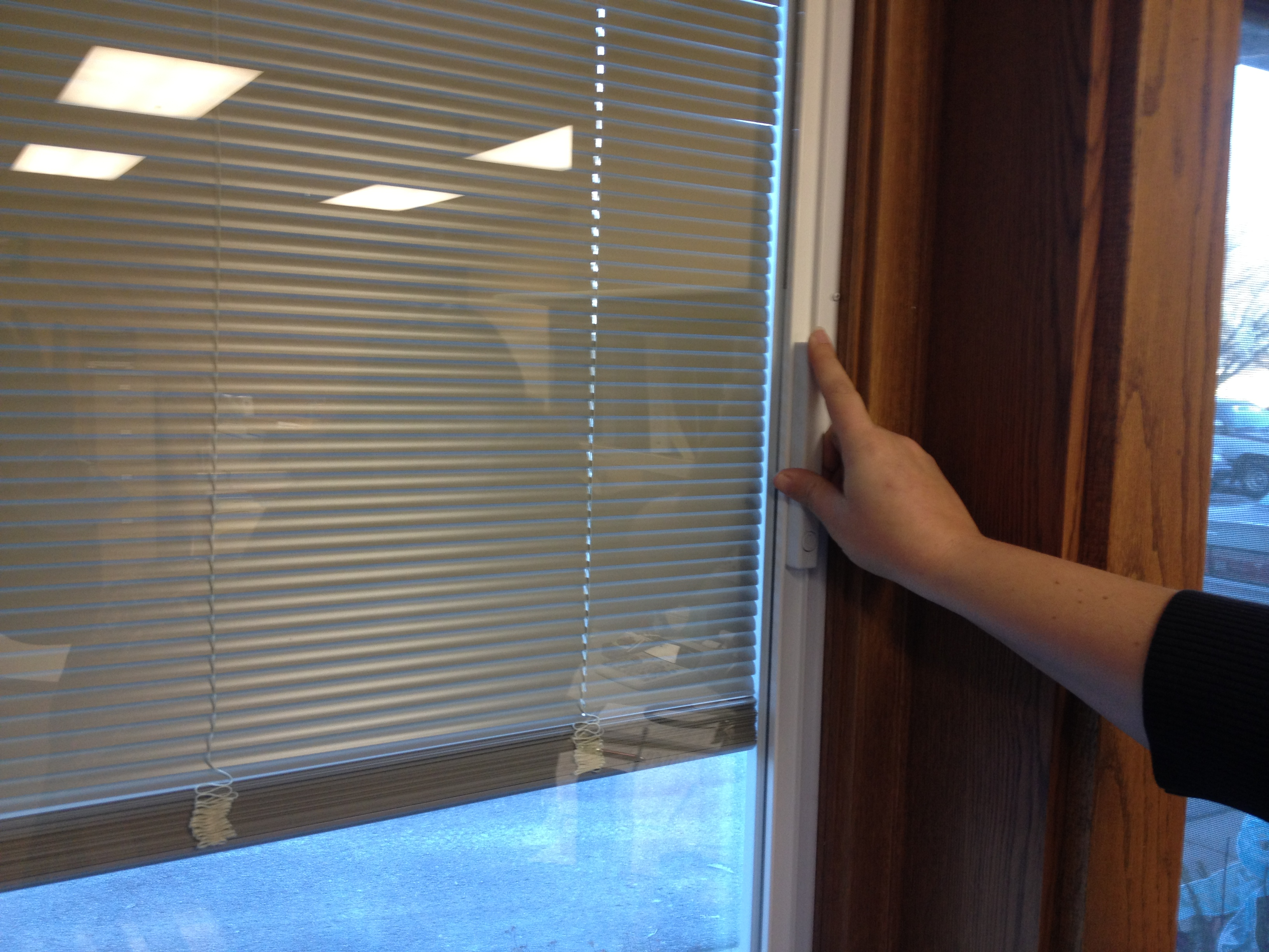 Anderson Windows With Blinds Between The Glass Home Design Ideas